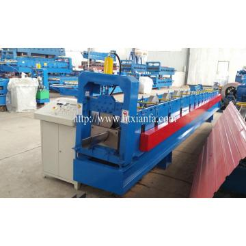 Roof Color Steel Gutter Roll Forming Machine