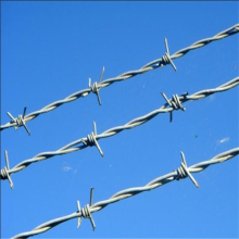 hot-dip galvanized barbed wire price list