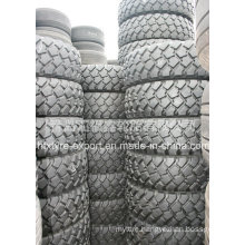 Triangle Tire, 365/85r20 395/85r20 Radial Tire for Crane, Military Tire
