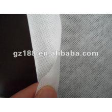 Spunlace-Vliesstoff / Polyesterfilz weiß
