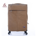 Super Light Colorful Spinner Fabric Luggage