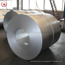 Alu-Zinco Revestido Telha Metal Usado Galvalume Bobinas de aço de Jiangsu