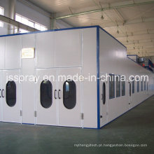 Cabine de pulverizador industrial Non-Standard grande da pintura Spl-N1