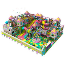 2016 Best Selling Children Indoor Playground for Shopping Centre