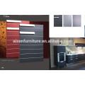 Popular PVC kitchen cabinet American Standard