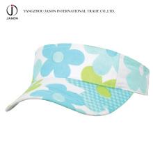 Chapeau de visière de soleil pare-soleil casquette de loisirs casquette de sport casquette promotionnelle