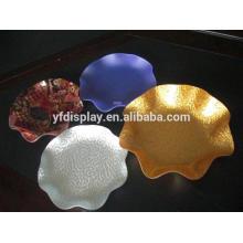 acrylic large ice cube frozen food decorative tray