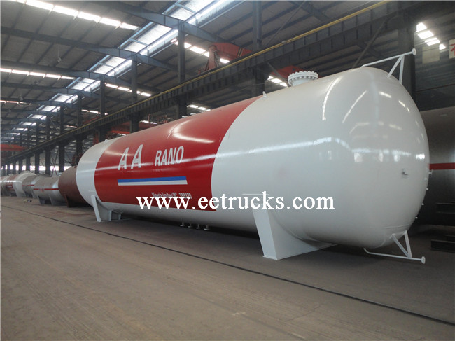 100 CBM LPG Storage Tanks