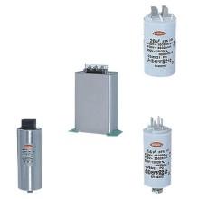 Power Capacitor & Motor Run Capacitor