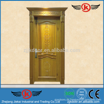 JK-SW9106 Inter Holz Türen, Haus Eingang Türen, Wasserdichte Holzplatten Outdoor