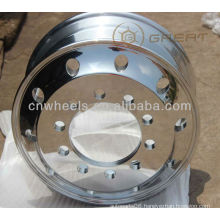 Aluminum Truck Rim 17.5 with High Quality