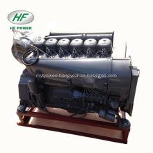 6 cylinder DEUTZ DIESEL ENGINE OF F6L912