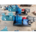 Low noise and high efficiency of asphalt tank special roots vacuum pump