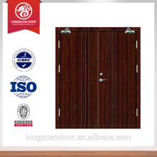 ul listed fire rated door fire proof door swing steel door