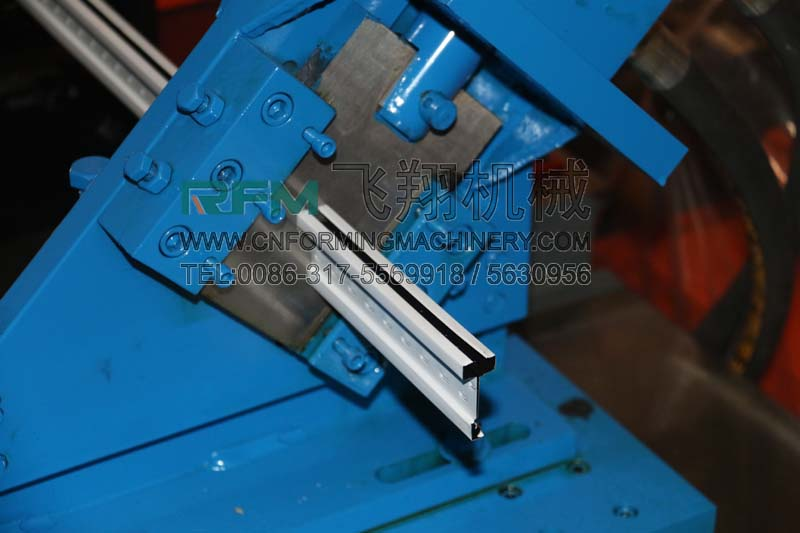 Light Steel Bar Roll Forming Machine