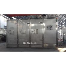 Stainless steel box type drying machine