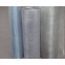 Galvanized Window Screen / Iron Window Screen