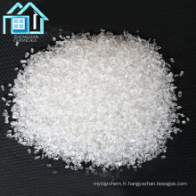 Prix du sulfate de magnésium heptahydraté 98%, 99%, 99,5% 0,1-1 mm 1-3mm 2-4mm 4-7mm
