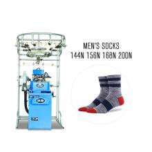 RB-6FTP pièces de rechange disponibles éponge et machine à tricoter simple efficace chaussettes automatiques faisant le prix de la machine