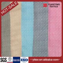 100% Rayon impresso tecido bela flor blusa