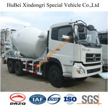 Caminhão Euro3 do misturador de cimento de 12cbm HOWO
