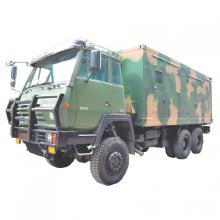 Camión Generador Militray