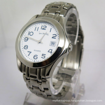 2014 Hot Sale Wholesale Latest Fashion Stainless Steel Watch