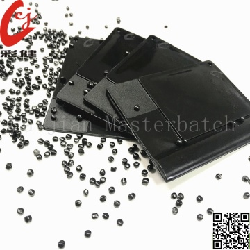 High Gloss Black Masterbatch Granule