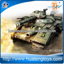 O mais novo tanque de combate RC, infravermelho Fighting tanque RC H116594
