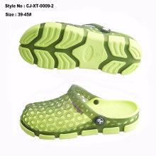 EVA Clogs Plastic Sandals Holey Flat Men Sandals