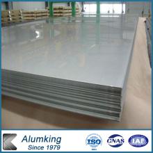 Plaque en aluminium de série 5000 pour mur-rideau