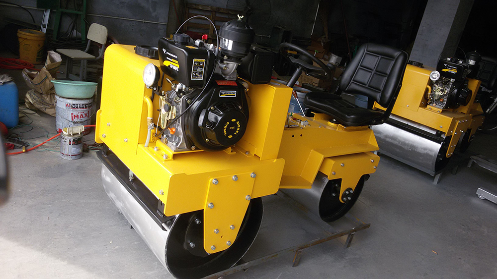 Road Roller 3 Ton