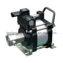 Oil Free Oilless Air Booster Gas Booster Bomba de llenado de alta presión del compresor (TPS64)