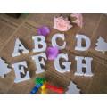 Birthday Party Decoration Alphabet en bois lettre