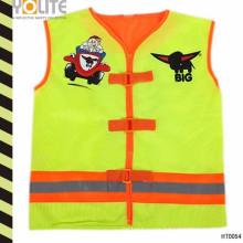 Hot Sales High Visibility Kids Reflective Safety Vest