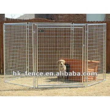 Vente de chenil de chien soudé (usine)