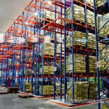 Industrial Heavy Duty Vna Pallet Shelf for High Density Warehouse Storage