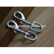 Produit matériel ultime Nickel métal Snap Hook pour promotion