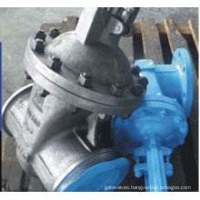 OS&Y API 600 Stainless Steel Gate Valve