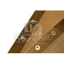 Teflon with Snap Button PTFE Sealing Machine Belt