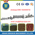 500kg per hour floating fish feed production line