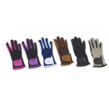Best Quality for Horseback Riding Gloves Top Grade Well Sell Waterproof Riding Gloves supply to Japan Supplier