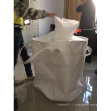 Double sac en tissu double pour les boules en acier