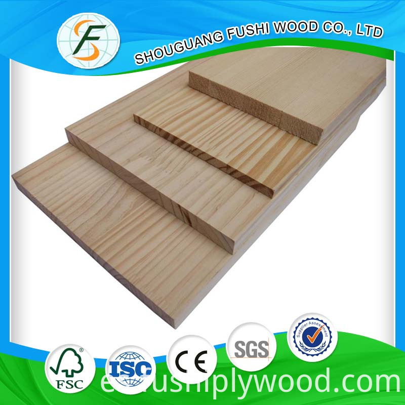 Laminated Timber Board