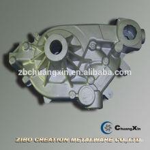 Qualifizierte Cadillac Wasserpumpenabdeckung A356 T6 Aluminium Schwerkraftguss