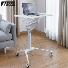 Height Adjustable by Gas Lift bed table