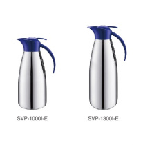 Double Wall Vacuum Coffee Pot Europe Style