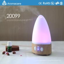 Purificador de aire compacto, revitalizador, humidificador y difusor de agua Aromatherapy para coche, oficina (USB) y hogar