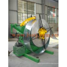 Ss304 / Ss316 Pg HDG Bandeja del cable del metal de acero (UL, cUL, SGS, IEC, CE, ISO) Rodillo que forma la máquina de producción Malasia
