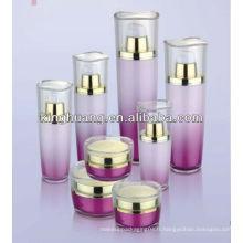 Ensemble d'emballage cosmétique de style nouveau pour produits de ligne de soins de la peau